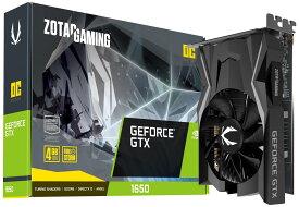 【送料無料】ZOTAC GAMING GeForce GTX 1650 OC GDDR6 正規代理店保証付 vd7269