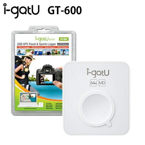 【GT-600】i-gotU GPSロガー MobileAction gps logger 小型GPSデータロガー 「USB GPSトラベル&スポーツロガー」【10月中旬入荷予定分】