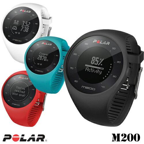 【POLAR(ポラール)】GPS・心拍計内蔵 ランニングウォッチ「Polar M200」