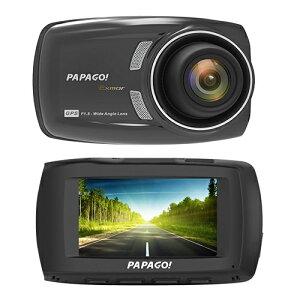 PAPAGO(パパゴ)前方・後方2カメラ搭載GPS内蔵オールインワンドライブレコーダーGoSafeS36GS1GSS36GS1-32G【6月27日初回入荷予定分】