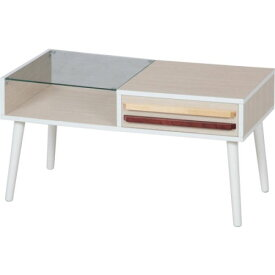 【送料無料】引出付強化ガラステーブル【smtb-f】【koshin0601】fr【YDKG-f】 02P12Jun12