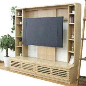 【送料無料】シンプルなデザインで洗練された激安価格です壁掛けアーム取付けOKバックパネル付TVボード