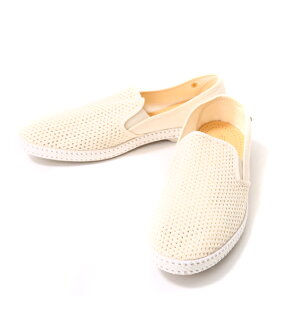 rivieras [Riviera] / Classic 20 ° c-Beige-(Riviera slip-on shoes shoes) 2002