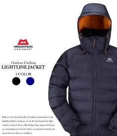 MOUNTAIN EQUIPMENT / マウンテンイクイップメント : LIGHTLINE JACKET / 全2色 : マウンテンイクイップメント ジャケット ブルゾン アウター ジャケット : 415127 【AST】