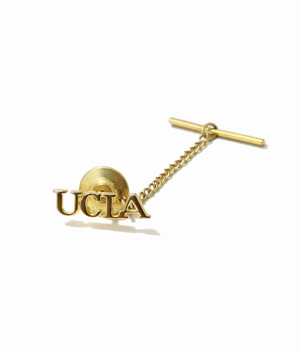 【期間限定送料無料!】VINTAGE / ヴィンテージ : VINTAGE TIFFANY UCLA PIN : ヴィンテージ ティファニー アクセサリー アンティーク ピン ギフト プレゼント ラッピング可能 クリスマス : VT-TF-UCLA-PIN-D【VIN】