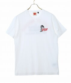 【ウィンターキャンペーン!】Deus ex Machina / デウス エクス マキナ : Paul Mcneil Venice Tee : Tシャツ メンズ : JMP91787A 【PIE】