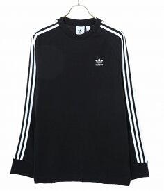 【期間限定送料無料!】【サマーキャンペーン!】adidas originals / アディダスオリジナルス : 3 STRIPES LS TEE : スリー ストライプス ロングスリーブ Tシャツ メンズ : DV1560 【WAX】
