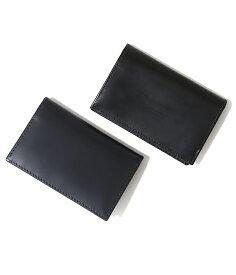 ETTINGER / エッティンガー : Visiting Card Case : エッティンガー レザー 本革 カードケース : BH143JR【MUS】