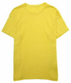The Elder Statesman / ジ エルダー ステイツマン : COTTON CASH T-SHIRT S/S : エルダー コットン カットソー Tシャツ 半袖 / 全3色: CCSHTSS-BRIGHT 【RIP】