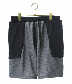 alk phenix / アルクフェニックス : tab shorts / reflector heather×COOL DOTS : タブショーツ リフレクターヘザー クールドッズ メンズ : PO912SP30 【PIE】
