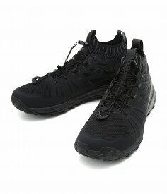 【SPECIAL PRICE!】MAMMUT / マムート : Saentis Knit Low Men -black-phantom- : センティスニットロウメン スニーカー シューズ 靴 メンズ : 3030-03390 【AST】