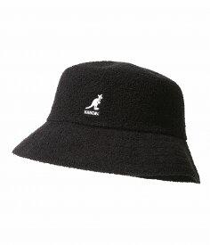 【期間限定送料無料!】KANGOL / カンゴール : Bermuda Bucket : バケットハット バミューダハット 帽子 ハット : 195-169018 【NOA】