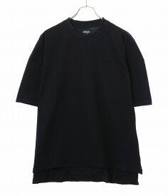 is-ness / イズネス : AMERICAN VINTAGE FABRIC POCKET T-SHIRT / 全2色: アメリカン ヴィンテージ ファブリック ポケット Tシャツ 半袖 : 29SS1LDK01【NOA】