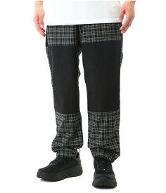 F-LAGSTUF-F / フラッグスタッフ : CHECK EASY PANTS : チェック イージー パンツ イージーパンツ メンズ : 19SS-FS-35 【AST】