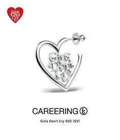 CAREERING / キャリアリング : Girls Don't Cry 002 (SV) : ガールズ ドント クライ : GDC002 【NOA】