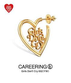 CAREERING / キャリアリング : Girls Don't Cry 002 (YW) : ガールズ ドント クライ アクセサリー メンズ レディース : GDC002-YW 【NOA】