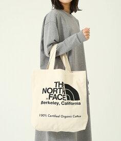 THE NORTH FACE / ザ ノースフェイス : TNF Organic Cotton Tote : ザノースフェイス オーガニックコットントート バッグ エコバッグ ユニセックス レディース : NM81971 【DEA】