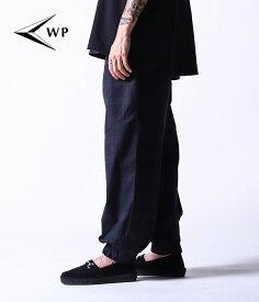 【期間限定送料無料!】WP / ダブリューピー : TRACK CHECK PANTS : ウルフパック トラックチェックパンツ メンズ ボトムス : WP04-P006 【STD】【REA】