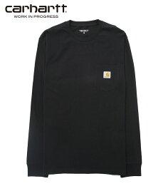 Carhartt WIP / カーハート ワークインプログレス : L/S POCKET T-SHIRT / 全3色 : カットソー 長袖 メンズ ロングスリーブポケットティーシャツ : I022094 【NOA】【REA】
