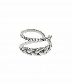 PHILIPPE AUDIBERT / フィリップオーディベール : Edrea ring(brass silver color) : フィリップオーディベール エドレア リング ブラス レディース : BG4386 【ANN】
