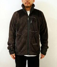 ■【予約商品 2019年9月〜10月頃入荷予定】and wander / アンドワンダー : high loft fleece jacket : ハイロフトフリースジャケット フリース ジャケット アウター メンズ : AW93-JT601 【PIE】