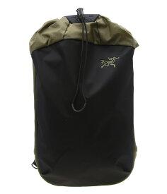 【国内正規品】ARC'TERYX / アークテリクス : Arro 20 Bucket Bag : アロー 20 バケットバッグ バックパック デイパック アークテリクス メンズ : L07277600 【STD】