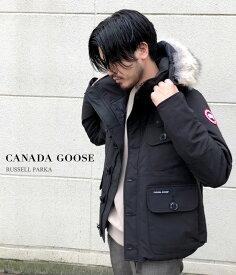 【国内正規品】CANADA GOOSE / カナダグース : RUSSEL PARKA :ラッセルパーカー ヘビーアウター : 2301JM-SZ 【STD】
