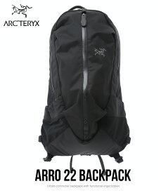 【国内正規品】ARC'TERYX / アークテリクス : Arro 22 Backpack : アロー バケット バッグ バックパック 撥水 アークテリクス メンズ : L07277500 【STD】【REA】