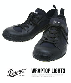 送料無料!【P10倍】Danner / ダナー : WRAPTOP LIGHT3 : ブーツ スノーシューズ レインシューズ ラップトップライト3 : D219104 【STD】【REA】