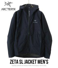 【国内正規品】ARC'TERYX / アークテリクス : Zeta SL Jacket Men's : スポーツ アークテリクス ゼータ エスエル ジャケット メンズ : L07129700 【STD】【REA】