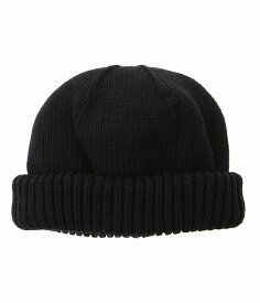 crepuscule / クレプスキュール : knit cap / 全3色 : ビーニー ニット キャップ 帽子 メンズ : 2003-017 【COR】