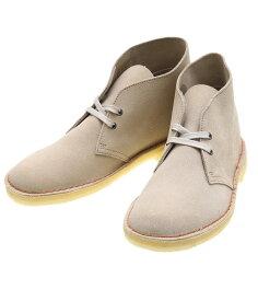 【送料無料!】Clarks / クラークス : Desert Boot : デザートブーツ メンズ: 26155527【STD】
