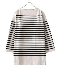ORCIVAL / オーシバル : French Sailor T-Shirt (REGULAR) : フレンチ セイラー Tシャツ Tee レギュラー カットソー メンズ : RC-6101-C 【STD】
