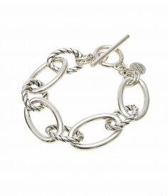 PHILIPPE AUDIBERT / フィリップオーディベール : 【レディース】Patxi bracelet brass : パトクシ ブレスレット ブラス シルバー レディース : BRS4846 【ANN】
