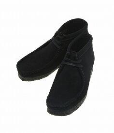 Clarks / クラークス : 【レディース】Wallabee Boot. : ワラビー ブーツ スエード 靴 シューズ レディース : 26155521【DEA】