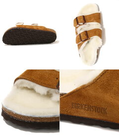 BIRKENSTOCK(ビルケンシュトック)/ARIZONA-MINKSUEDE-(ナローフィット)(SIZE:37.38)(ZURICHビルケンシューズ靴レディース)BST1001135【STD】