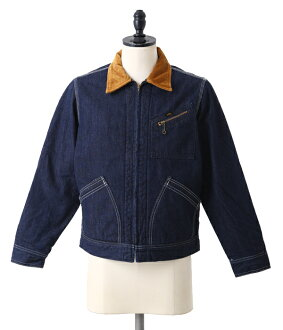 LEE (Lee) / REVERSIBLE 191LB (Lee reversible denim work jacket outer) LS1229