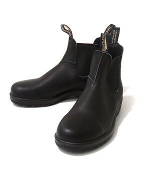 BlundStone[ブランドストーン]/SMOOTHLEATHE-BLK-(サイドゴアブーツレザーシューズ靴)BS510-BLK【MUS】