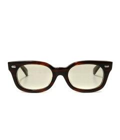 EFFECTOR(エフェクター)/FUZZHSVer.2-コニャック-/(EFFECTORエフェクターメガネ眼鏡ファズ別注限定)FUZZ-HS2-CO【MUS】
