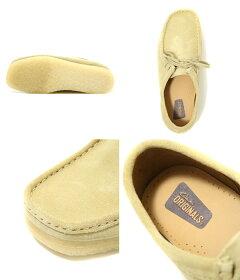 Clarks[クラークス]/WALLABEE-MapleSUEDE-(デザートブーツレザーシューズ靴クラークス)26103760【STD】