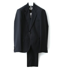 【ウィンターキャンペーン!】Maison Margiela / メゾン マルジェラ : 【メンズ】PLAIN SUIT / サイズ44〜48 : スーツ セットアップ ジャケット テーラード 2Bノッチドタイプ パンツスーツ マルタンマルジェラ : S30FT0076【RIP】