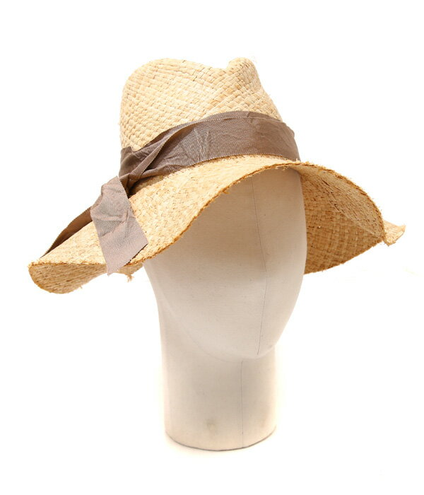 【全品送料無料!】Lola HATS [ローラハッツ] / Classic First Aid-Natural/Camel-(クラシック ファースト エイド ハット ストローハット 帽子 麦わら帽) 7729-NAT-CM【ANN】