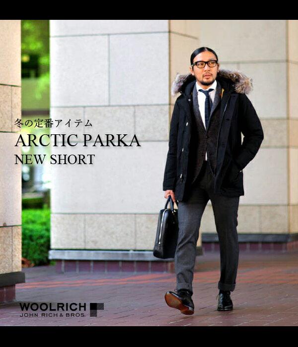 WOOLRICH[ウールリッチ] / ARCTIC PARKA NEW SHORT / 全4色 / (ダウン アークティックパーカー ニューショート ショート 定番 ダウンコート ダウンジャケット) WOCPS2393-8515 【MUS】