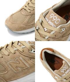 NewBalance(ニューバランス)/M990TN2(ニューバランス990スニーカー靴)M990TN2【NOA】