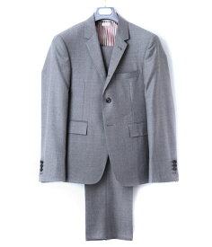 THOM BROWNE / トム ブラウン : CLASSIC SUIT : クラッシック スーツ セットアップ ジャケット : MSC001A00096-GRY 【RIP】