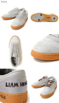 LiamHodges[リアムホッジス]/ORIGINALFITNESSSHOES/全2色(オリジナルフィットネスシューズ18SS18春夏スニーカー靴メンズ)17LH0309【WAX】