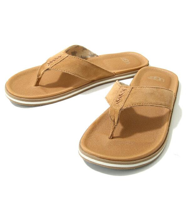 UGG [ アグ ] / 【メンズ】Beach Flip (メンズ アグ オーストラリア サンダル UGG ビーチサンダル) 1020084-CHE【PIE】