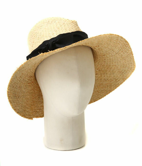 【全品送料無料!】Lola HATS [ローラハッツ] / Classic First Aid-Natural/Black- (クラシック ファースト エイド ハット ストローハット 帽子 麦わら帽) 8105-NAT-BLK【ANN】