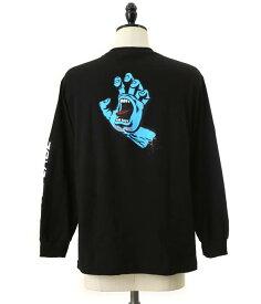 【SPECIAL PRICE!】SANTA CRUZ / サンタクルズ : SCREAMING HAND L/S-T / 全2色 / : スクリーミングハンド ロングスリーブティー Tシャツ カットソー メンズ : 51081422【AST】