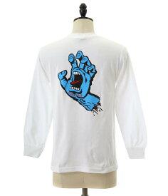 【SPECIAL PRICE!】SANTA CRUZ / サンタクルズ : SCREAMING HAND L/S-T / 全2色 : サンタクルズ スクリーム ハンド ロングリーブ ティーシャツ 長袖 カットソー : 51071430【AST】